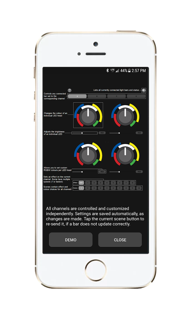phone Lighting Control App 0ec318dcd4e